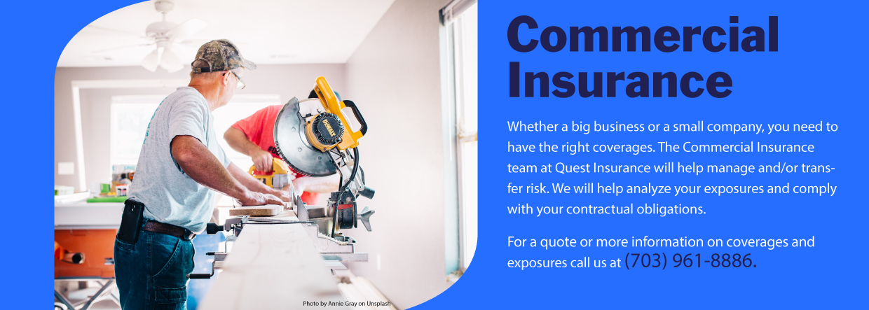 commercial insurance coverage
